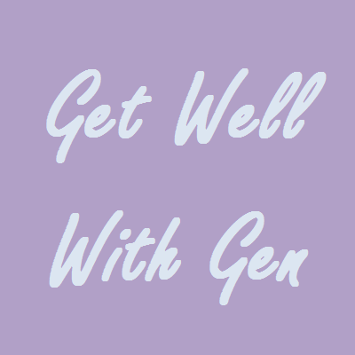 Get Well With Gen Logo